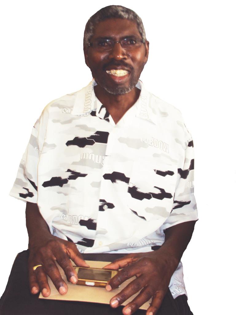 Mueteleli swalelele wa kopano ya Caprivi African National Union, Mutompehi Baxter Makando Kulobone wa lilimo ze 53