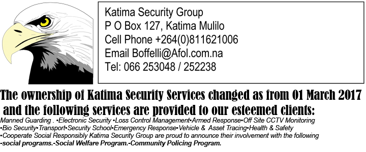 Katima Security Group