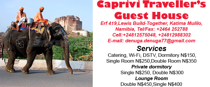 Caprivi Traveller