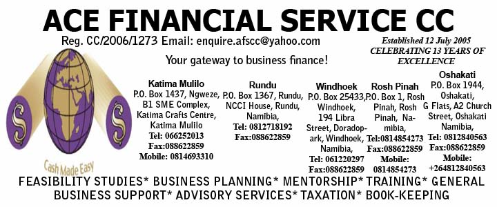 Ace Financial Services cc