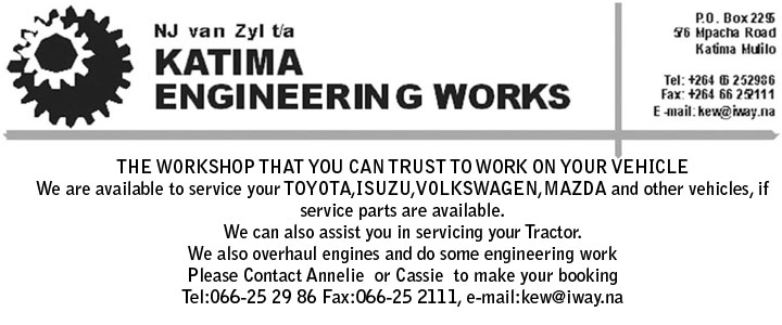 KATIMA ENGINEERING WORKS