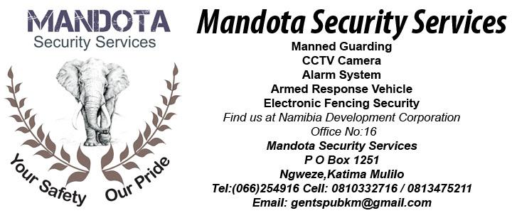 MANDOTA SECURITY SERVICES
