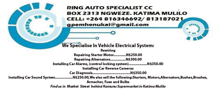 RING AUTO SPECIALIST 1