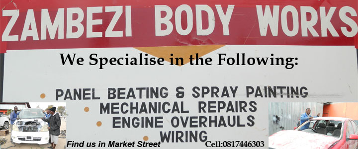 ZAMBEZI BODY WORKS