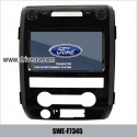 Ford F150 OEM stereo radio auto DVD player GPS navigation IPOD TV SWE-F7345