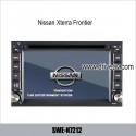 Nissan Xterra Frontier stereo radio DVD player TV GPS navigation SWE-N7212